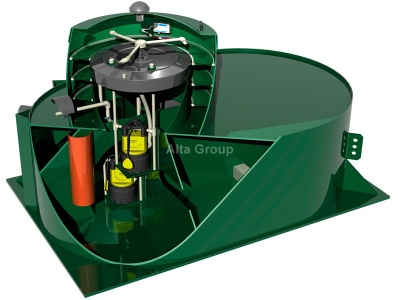 Автономная канализация Alta Bio 5+ OR